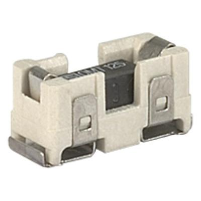 OMK 125 Surface Mount Fuse with Holder, 12 x 5.2 mm, Quick-Acting F, 125 VAC, 125 VDC